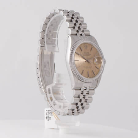 1991 Rolex Datejust 36mm pre-owned watch