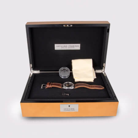 Panerai Radiomir pre-owned watch