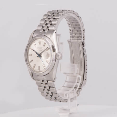 Rolex Datejust 36mm stainless steel pre-owned watch