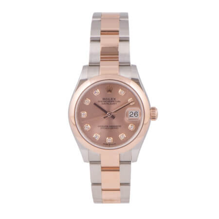 Rolex Datejust 31mm pre-owned watch