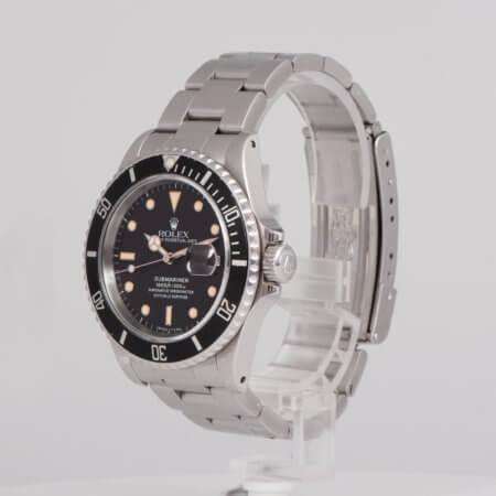 Vintage Rolex Submariner Date watch
