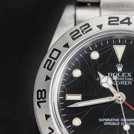 1986 Rolex Explorer ll