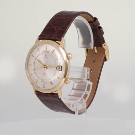 Jaeger-LeCoultre Memovox vintage watch