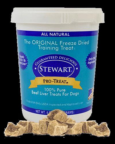 Stewart Dried Beef Liver