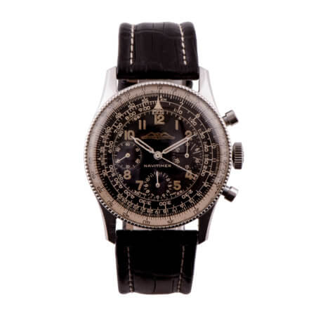 1955 vintage Breitling AOPA Navitimer watch