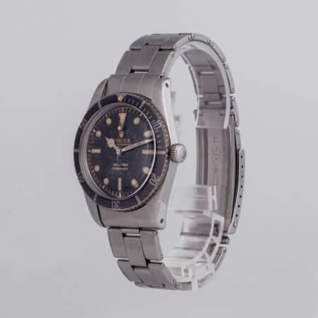1962 vintage Rolex Submariner watch