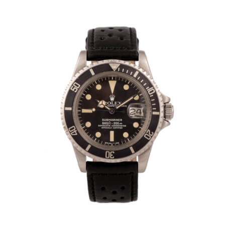 1978 Rolex Submariner Date vintage watch