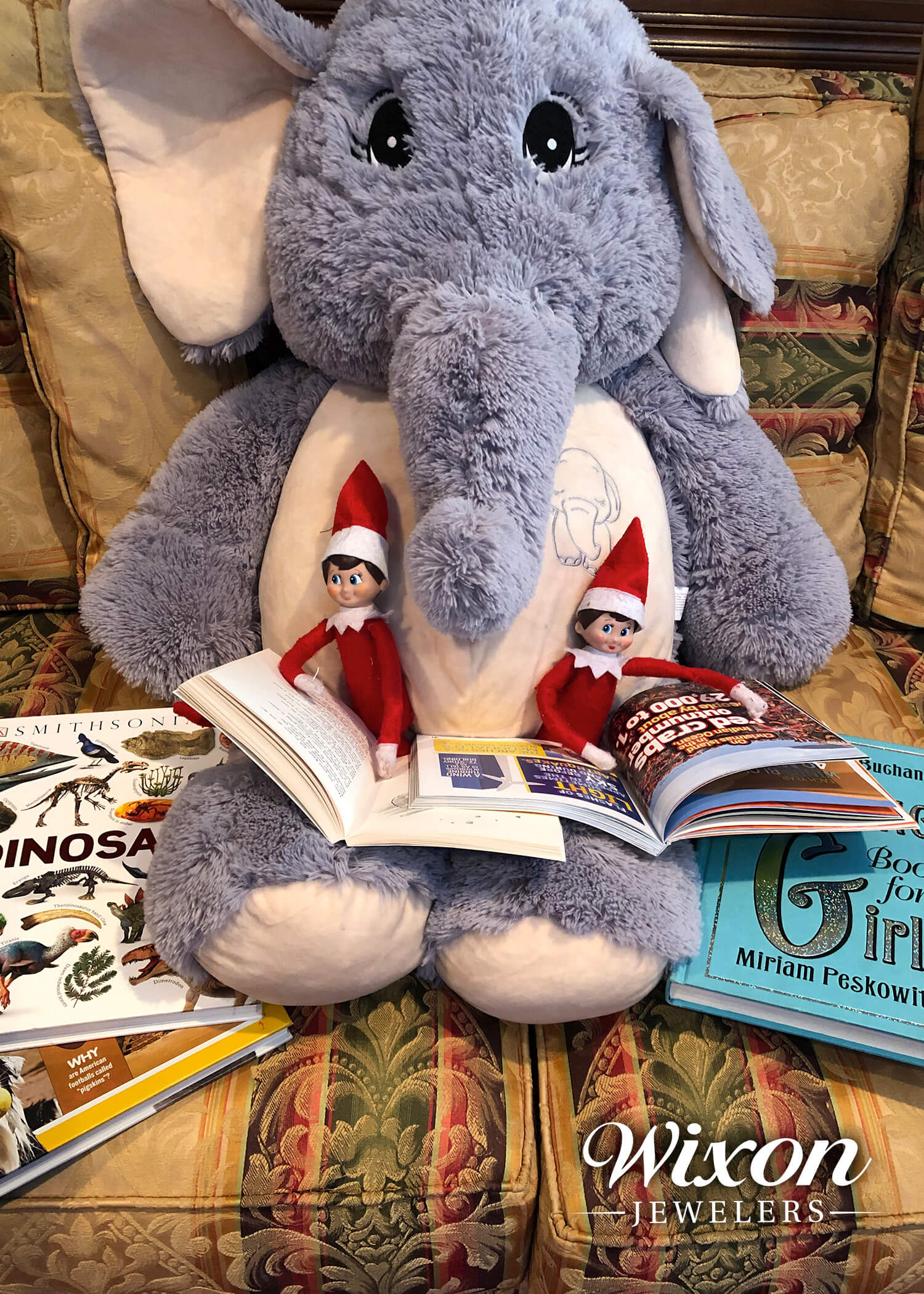 Elf-on-Shelf-2019-Elephant