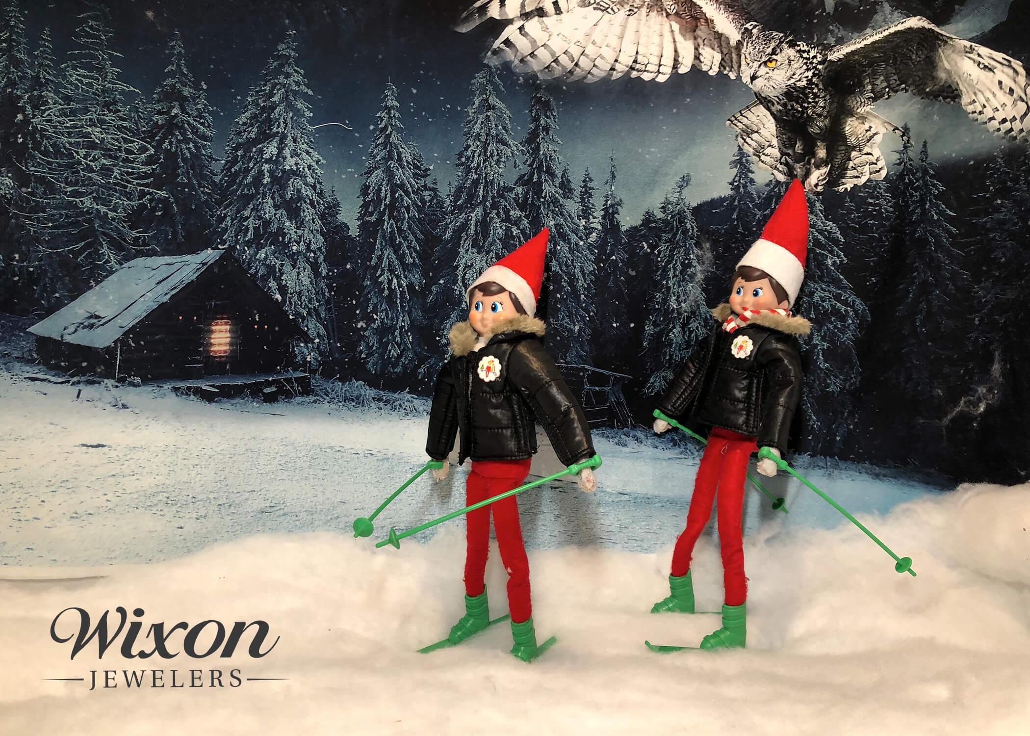 Elf-on-Shelf-2019-Skiing