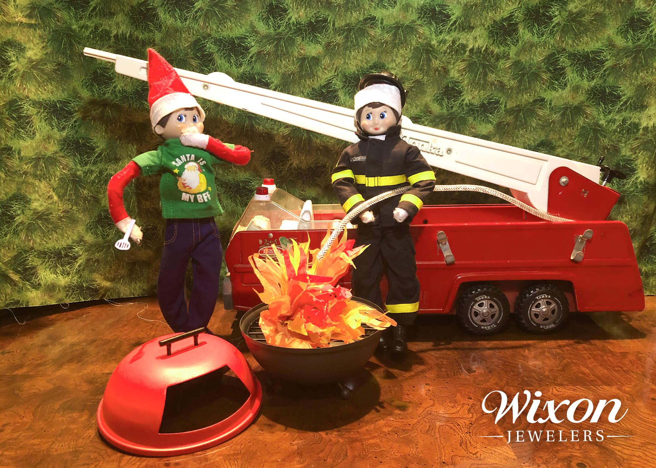 Elf-on-shelf-2019-Fireman