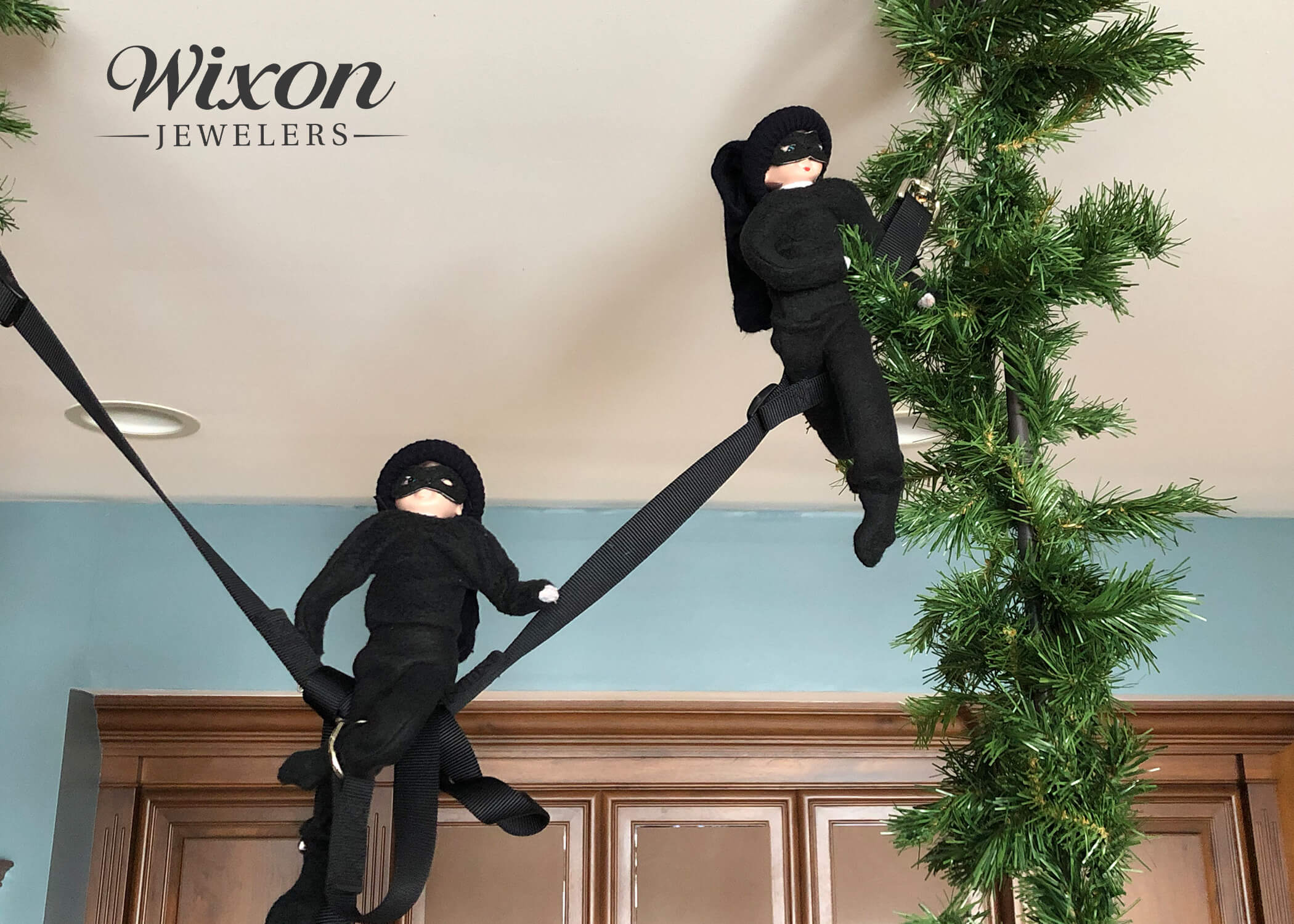 Elf-on-shelf-2019-Ninjas