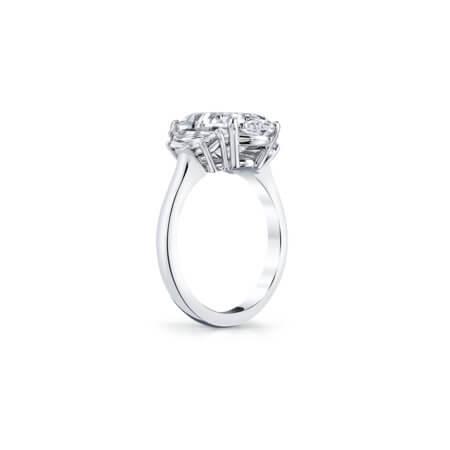Wixon Signature Oval Diamond Ring