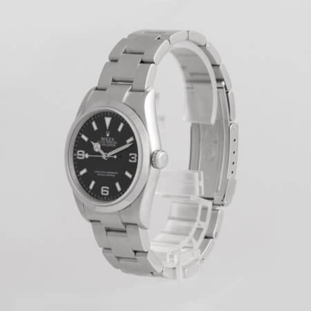 Rolex Explorer pre-owned watch