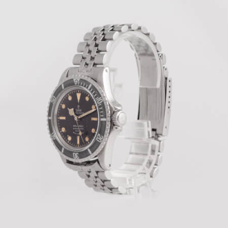 1966 Tudor Submariner vintage watch