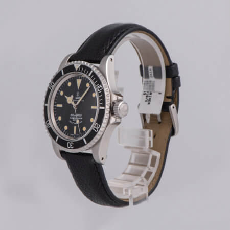 1969 Tudor Submariner vintage watch