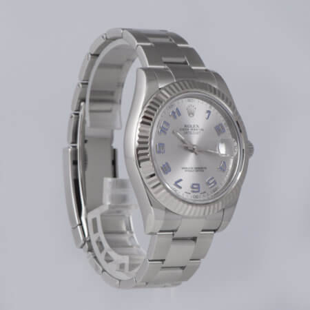 2015 Rolex Datejust II pre-owned watch