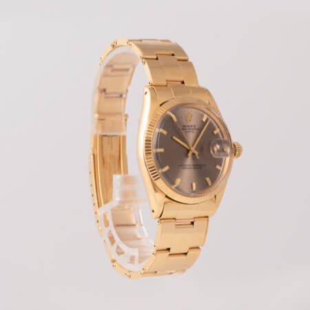 1969 Rolex Oyster Perpetual Date vintage watch