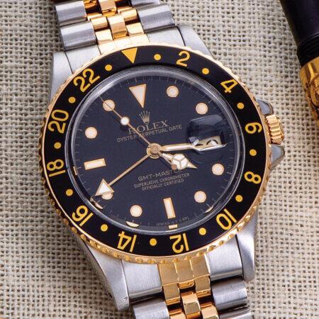 1986 Rolex GMT-Master 16753