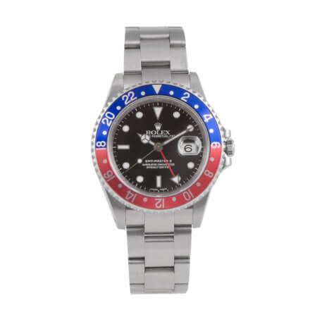 Rolex GMT-Master II pre-owned watch