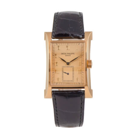 Patek Philippe Pagoda pre-owned watch