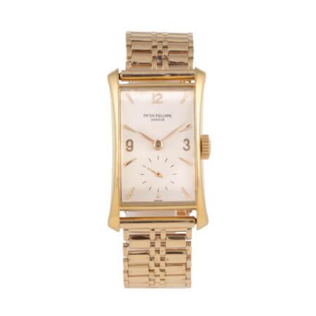 Patek Philippe Hour Glass vintage watch