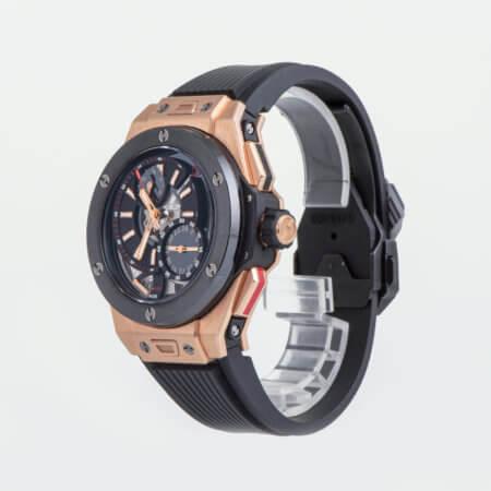 Hublot Big Bang Alarm GMT pre-owned watch