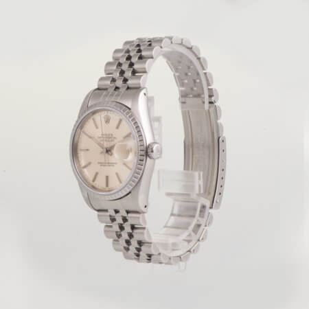 Rolex Datejust 36 pre-owned watch