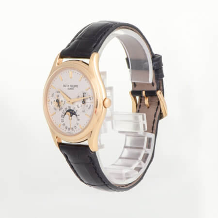 Patek Philippe Perpetual Calendar pre-owned watch