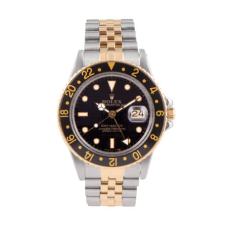 Rolex GMT-Master vintage pre-owned watch