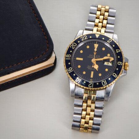 Vintage Rolex GMT-Master Ref 1675