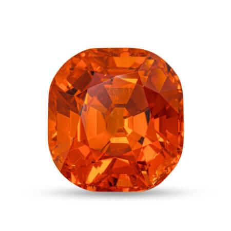 13 carat Mandarin Garnet
