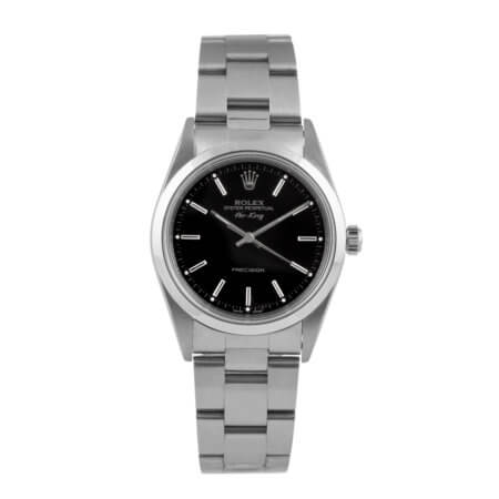 Rolex Air-King pre-owned watch