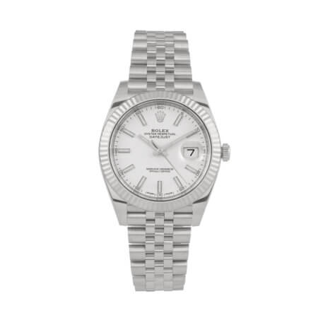 Rolex Datejust 41 ref. 126334 pre-owned watch