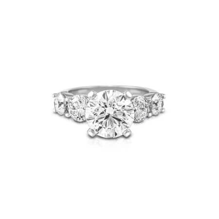 Five-Stone Diamond Ring