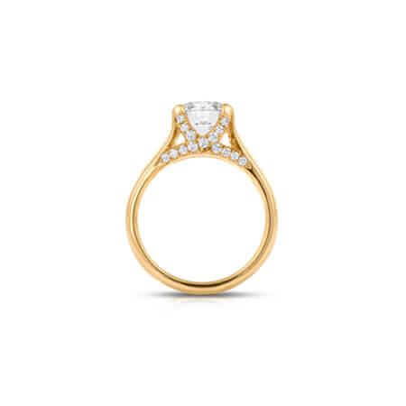 Classic Diamond Solitaire Ring