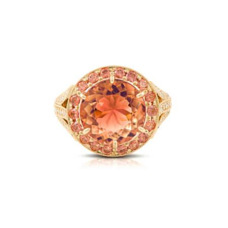 Sorbet Tourmaline Ring