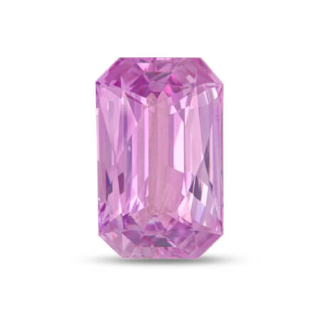 10.56ct Pink Sapphire
