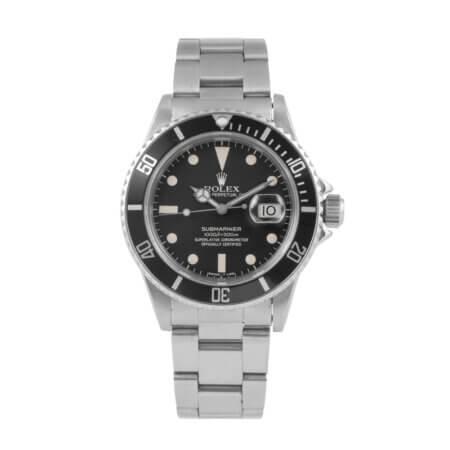 Vintage Rolex Submariner Date