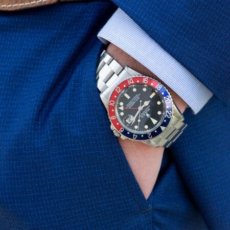 Rolex GMT Master Wrist Shot