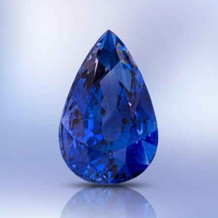 Blue Sapphire 16.09ct
