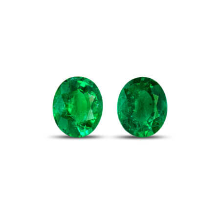 Zambian Emeralds 10.83ctw