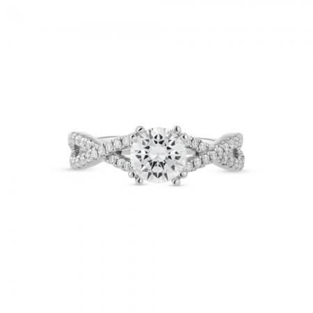 Twist-Engagement-Ring