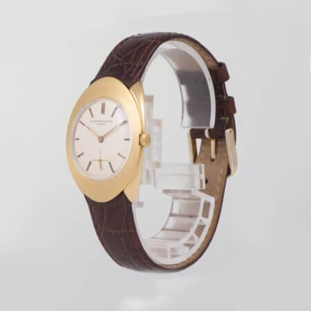 c 1960 Audemars Piguet Oval Case cal 2001 vintage watch