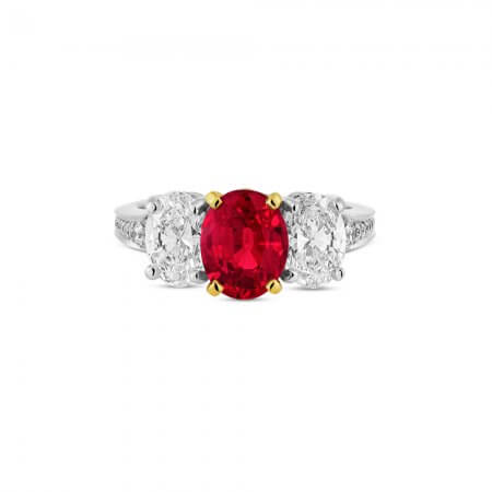 Ruby-Oval-Diamond-Ring