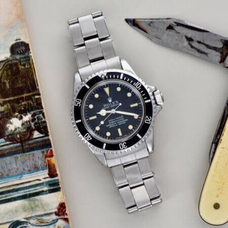 """1967 Rolex Submariner """"Meters First"""" Ref 5512"""