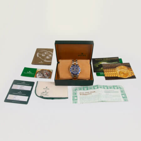 Rolex Submariner Date ref.16613 pre-owned watch