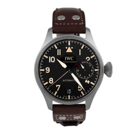 IWC Big Pilot's Watch Heritage (IW501004) pre-owned watch