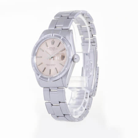 1965 Rolex Oyster Perpetual Date 34 Vintage Watch