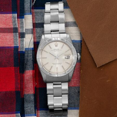 1965 Rolex Oyster Perpetual Date 34 (1501)
