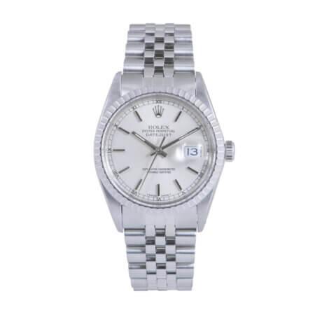 1986 Rolex Datejust 36 Vintage Watch
